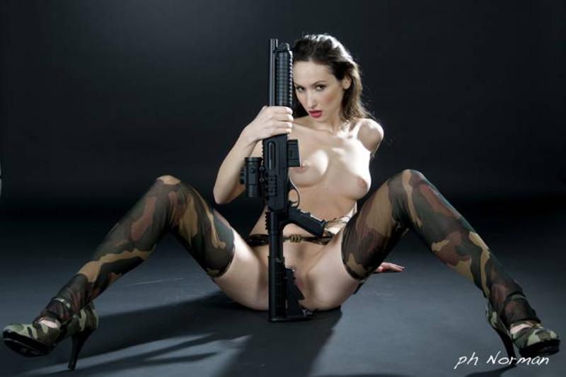 Nickita Modell nackt Mailand